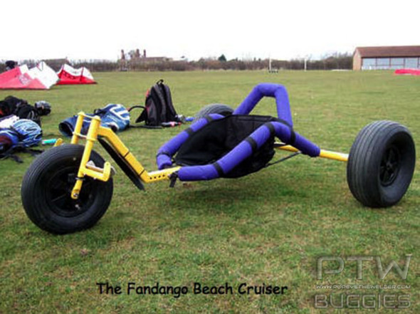 Fandango Race and Sand Cruiser 1
