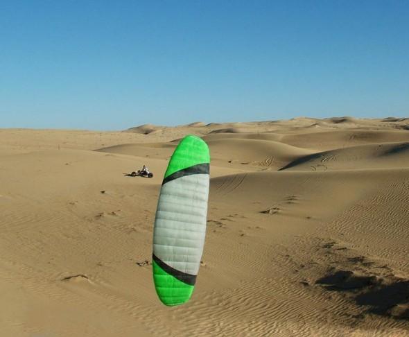 Sand Yeti