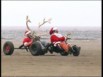 The Kitebuggy Club Brazil wishes Merry Christmas and a Happy New Year