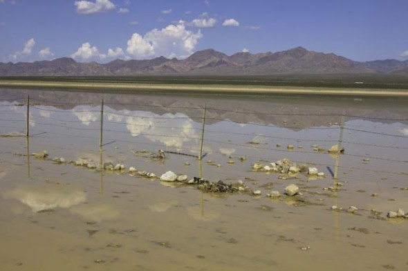 Ivanpah 'WET' Lake bed