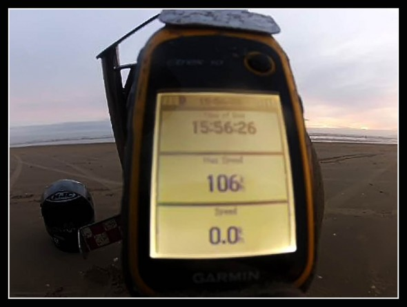 RedSkyHorizon's PTW Buggy Record 106 km/h