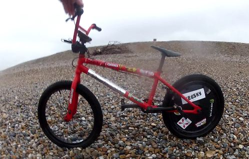 RedSkyHorizon's BMX Bike