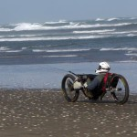 Gannet - Kite Bike Record Holder