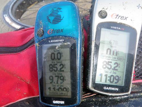 Gannets Bike PB